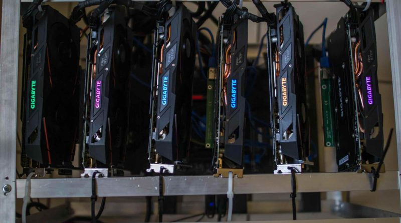 How to build an ethereum mining rig