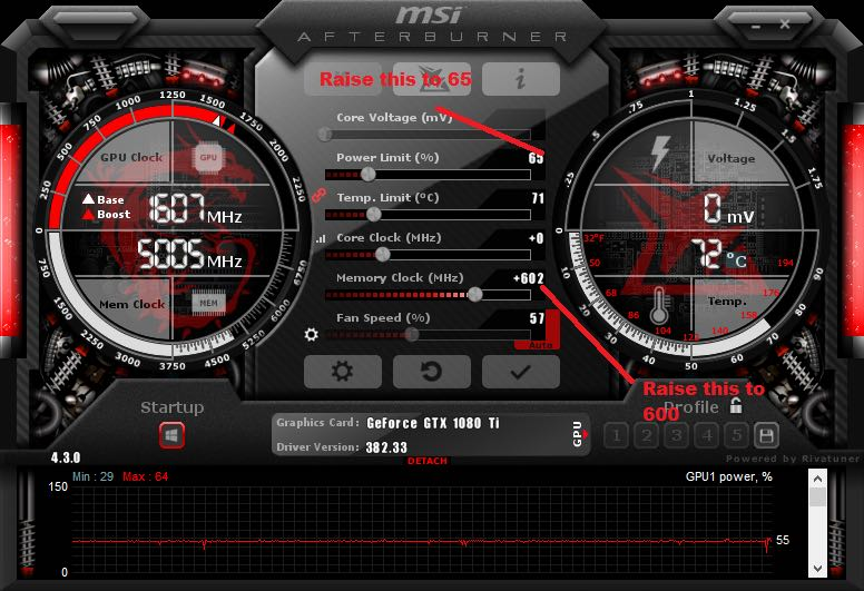 How to Overclock your Mining Rig